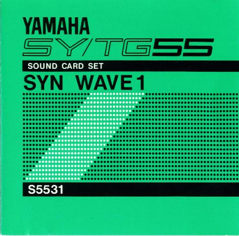 S5531 - Syn Wave 1