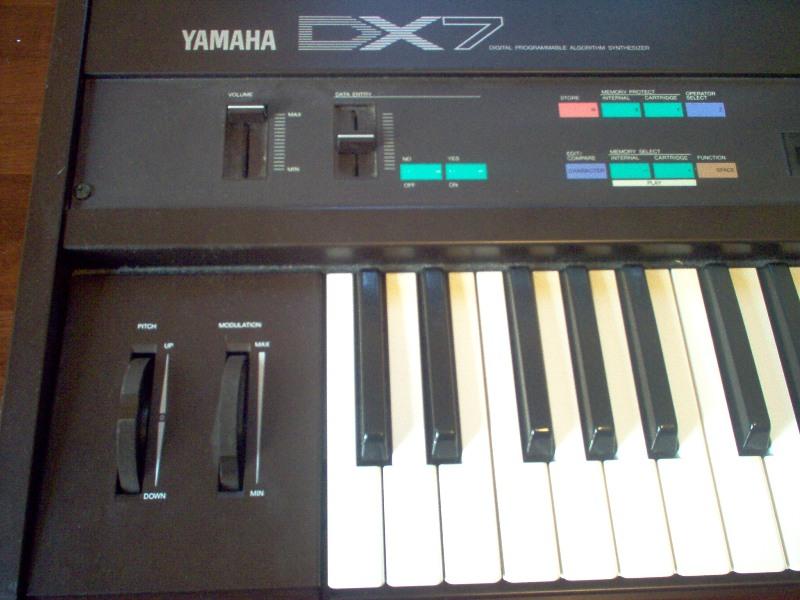 DX7 Yamaha Dx Schematic on